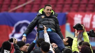 Фабио Каннаваро возглавил «Гуанчжоу Эвергранд»