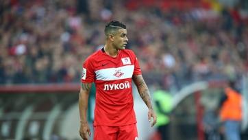 Маурисио может вернуться в «Спартак» в январе