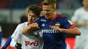 КДК не стал рассматривать грубую игру Вернблума с «Локомотивом»