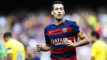 Бускетс: «Барселона» показывает хорошие результаты, однако выдающейся игры нет»