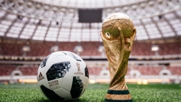 Представлен официальный мяч ЧМ-2018