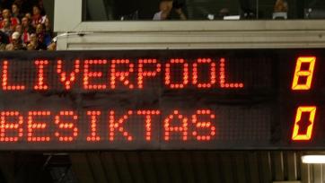 Болельщики «Бешикташа» высмеяли «Ливерпуль» в инстаграме