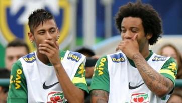 Марсело намекнул руководству «Реала», что есть возможность купить Неймара