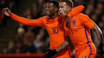 Нидерланды выиграли у Шотландии