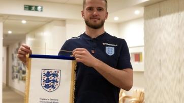 Саутгейт определился с новым капитаном сборной Англии
