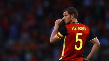Вертонген получил травму в сборной Бельгии