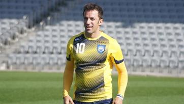 Охранники московской гостиницы не узнали Дель Пьеро и не хотели пускать итальянца к игрокам аргентинской сборной