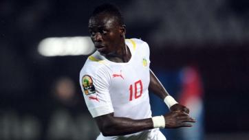 Сборная Сенегала вышла на Чемпионат мира