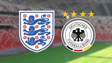 Англия – Германия, прямая онлайн-трансляция. Стартовые составы команд