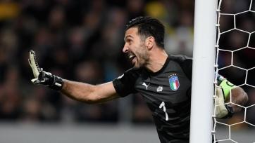 Швеция победила Италию в первом стыковом матче