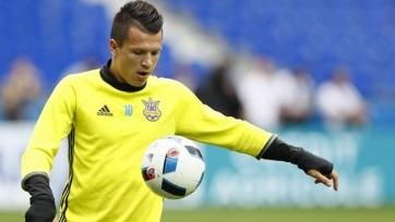 Коноплянка вышел на 3-е место по количеству голов за сборную Украины