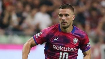 Подольски рассказал, что действительно мог перейти в «Локомотив»