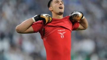 Кипер «Лацио» получил травму в стане сборной Албании