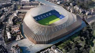Реконструкция «Стэмфорд Бридж» затянется до 2024 года