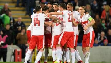 Швейцария вышла на Чемпионат мира