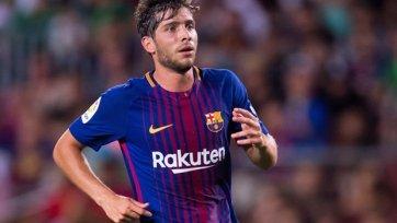 «Барселона» установит безумные отступные за Серхи Роберто