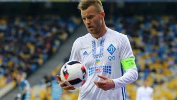 Хацкевич признал, что «Динамо» не смогло равноценно заменить Ярмоленко