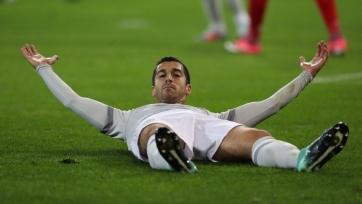 Армения одолела Кипр, Мхитарян забил победный гол
