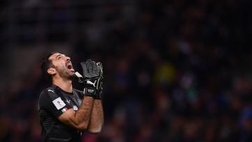 Сборная Италии не смогла переиграть Швецию и не поедет на ЧМ-2018