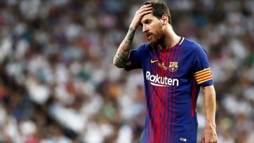 Тебас: «Месси продлил контракт с «Барселоной»
