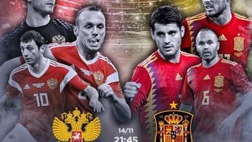 Анонс. Россия – Испания. Испытание «Фурией»