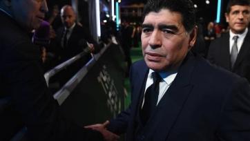 Марадона: «Мне очень жаль, итальянцы всегда были изюминкой ЧМ»