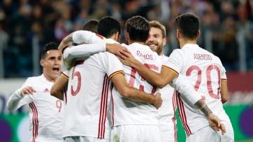 Рамос: «Достаточно трудно было играть против России, они хорошо играли в высокий прессинг»