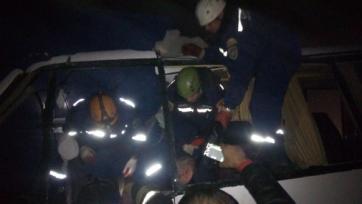 Под Ростовом случилось страшное ДТП с футбольными болельщиками