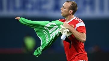 Глушаков: «Я – единственный вратарь в истории российского футбола, не пропустивший ни одного мяча»