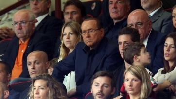 Берлускони: «Сборная Италии сделала мне больно»