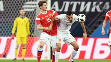 Миранчук: «Когда против тебя играют такие футболисты, как, например, Иньеста, то забываешь про усталость»