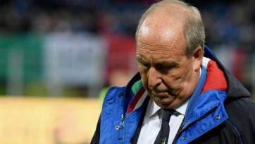Официально: Вентура уволен с поста главного тренера сборной Италии