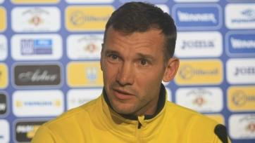 Шевченко: «У нас есть команда, в которой растет конкуренция»