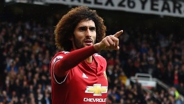 «Арсенал» желает подписать Феллаини