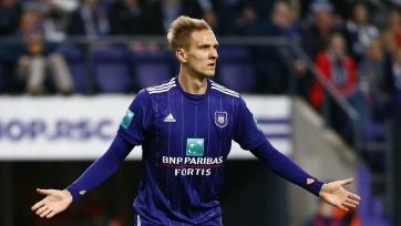 «Андерлехт» отстранил Теодорчика от тренировок