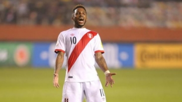 Гол Фарфана вывел сборную Перу на Чемпионат мира