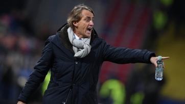 Манчини: «Ничего удивительного, что меня рассматривают на пост тренера сборной Италии»