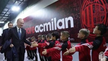 Фассоне: «Если «Милан» не попадёт в ЛЧ, то ничего страшного не приключится»