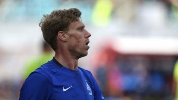 Павел Погребняк забил впервые за два года