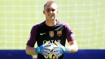 «Ньюкасл» поинтересовался у «Барселоны» ценой вратаря