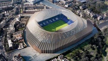 «Челси» потратит 1 миллиард фунтов на реконструкцию «Стэмфорд Бридж»