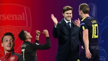 Анонс. «Арсенал» – «Тоттенхэм». Кто главный в английской столице?