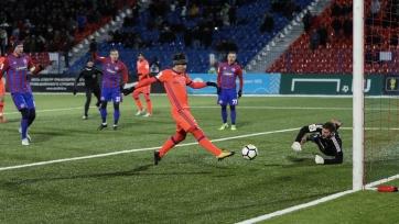 ЦСКА и «СКА-Хабаровск» забили шесть голов на 18-градусном морозе