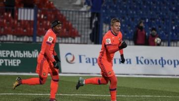 Гончаренко прокомментировал победу над «СКА Хабаровск»