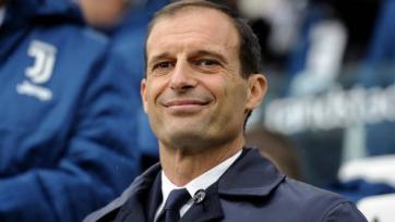 Если «Юве» обыграет «Сампдорию», то Аллегри добудет 300-ю победу в тренерской карьере