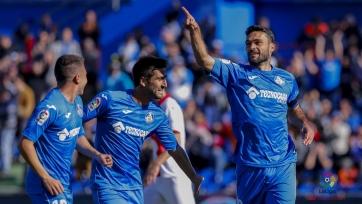 «Хетафе» четырежды поразил ворота «Алавеса»