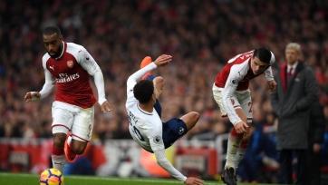«Арсенал» выиграл у «Тоттенхэма» в дерби северного Лондона