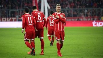 «Бавария» переиграла «Аугсбург» и другие результаты матчей немецкого тура