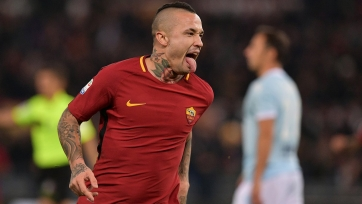 «Рома» выиграла дерби у «Лацио»