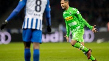 Мёнхенгладбахская «Боруссия» забила четыре мяча «Герте» и вышла на третье место в Бундеслиге